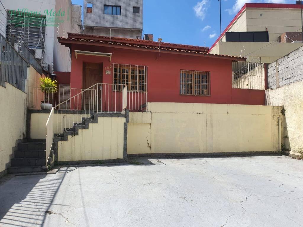 Casa comercial à venda por R$ 500.000 - Centro - Guarulhos/SP
