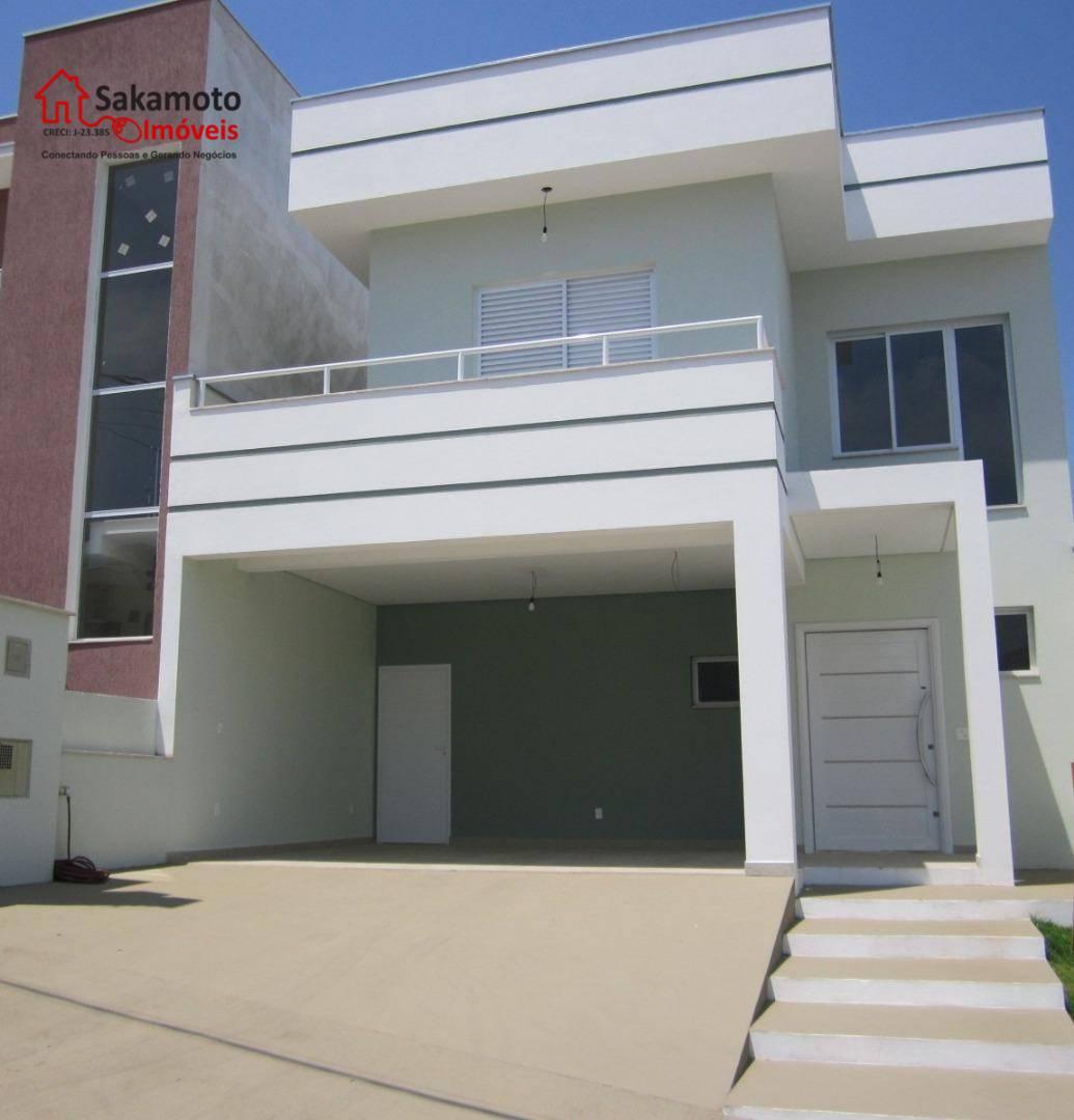 Sobrado residencial à venda, Condomínio Villagio Milano, Sorocaba.
