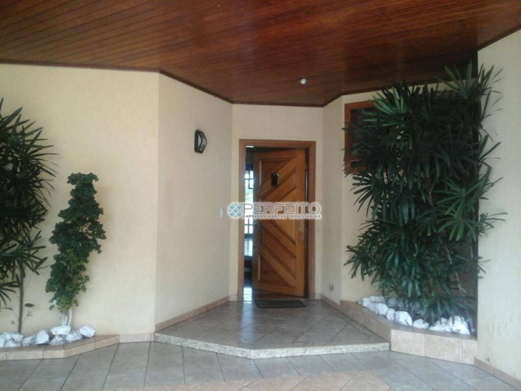 Casa para alugar em Londrina com 4 dormitórios, 285 m² por R$ 2.800/mês