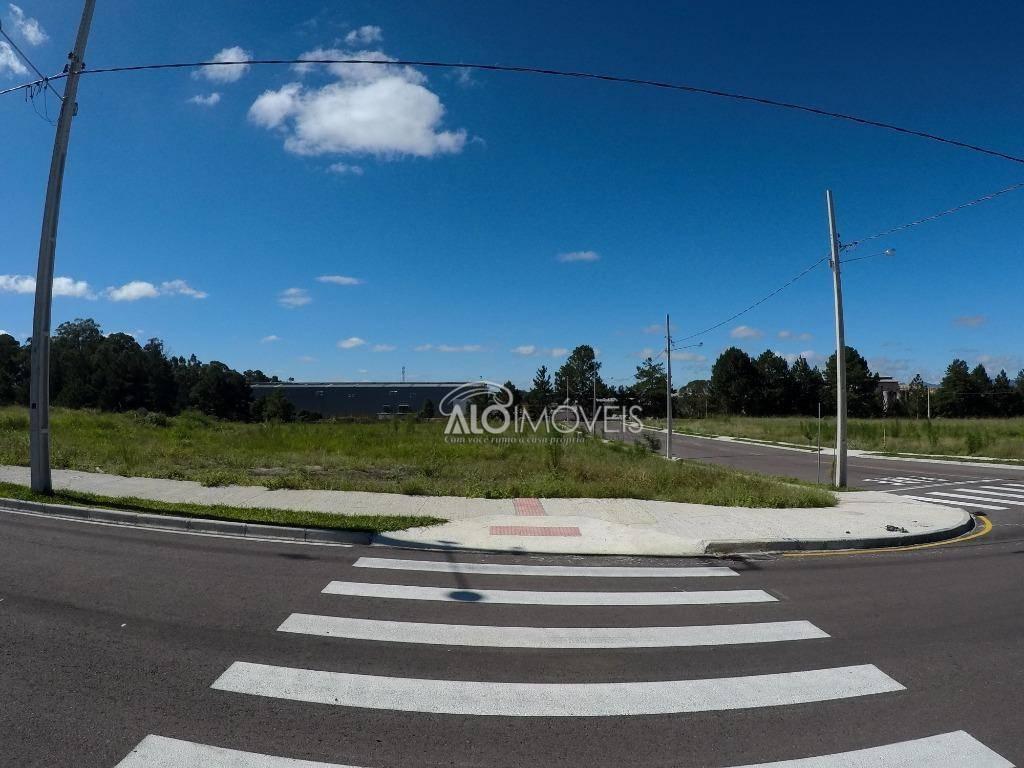 São José dos Pinhais - Terreno à venda, 368 m² por R$ 213.900 - Afonso Pena - São José dos Pinhais/PR