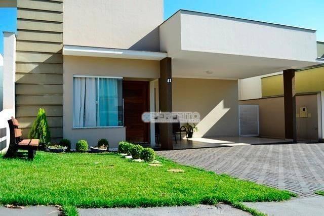 Casa com 3 dormitórios à venda no Condomínio Golden Hill, 150 m² por R$ 600.000