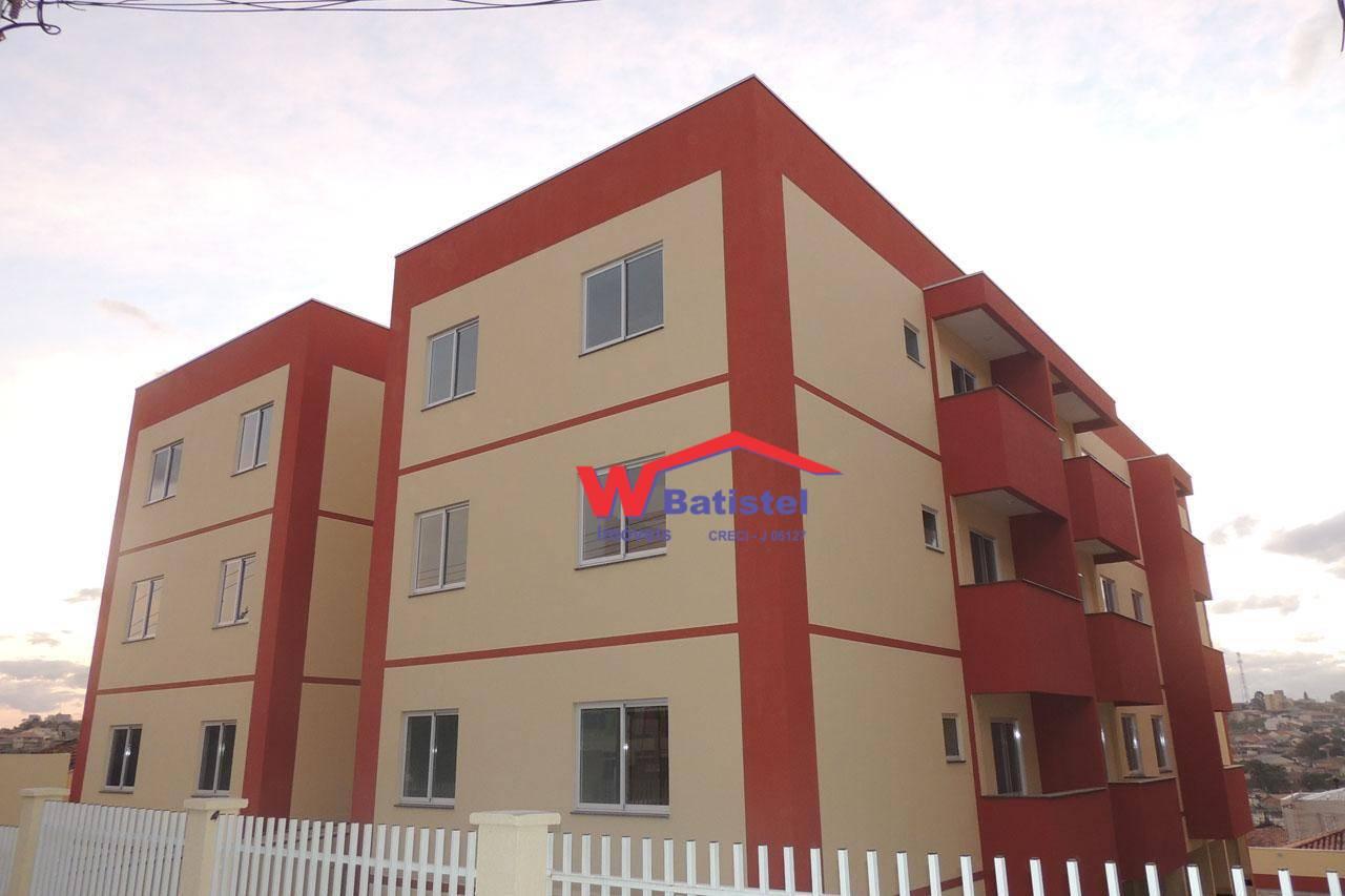Apartamento com 2 dormitórios à venda, 51 m² Rua São Pedro nº 295 - Vila Alto da Cruz III - Colombo/PR