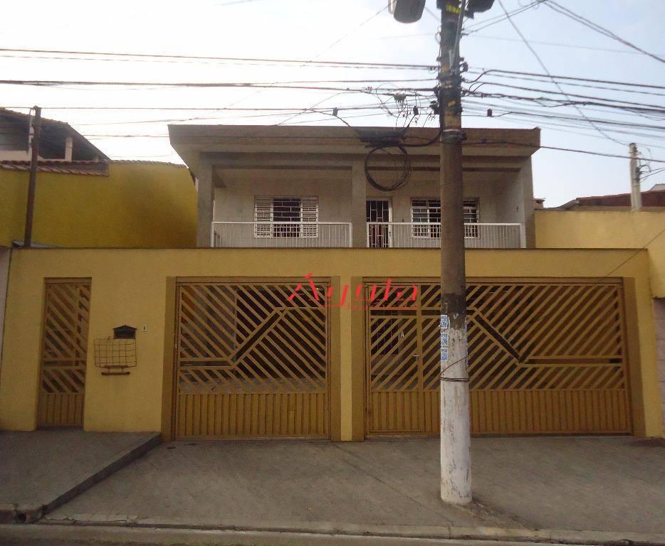 Casa residencial à venda, Parque Capuava, Santo André - SO0690.