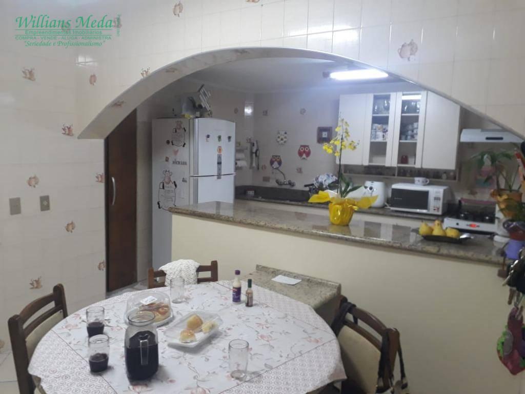Casa com 2 dormitórios à venda, Cidade Maia - Guarulhos