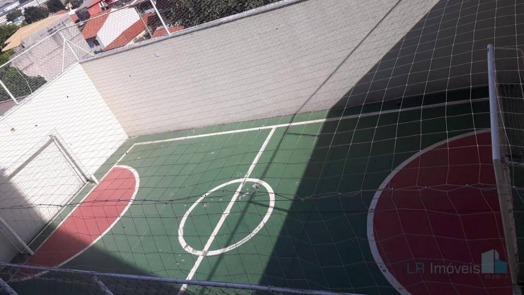 Apartamento à venda, 52 m² por R$ 280.000,00 - Vila Augusta - Guarulhos/SP