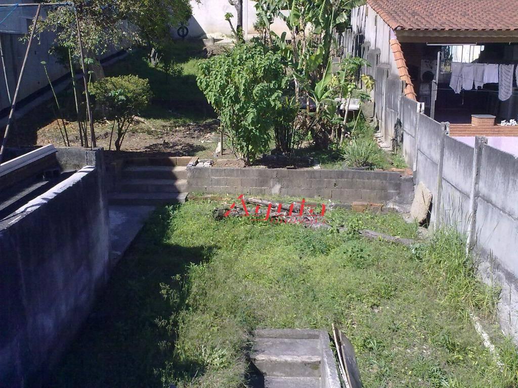Terreno residencial à venda, Parque das Nações, Santo André.