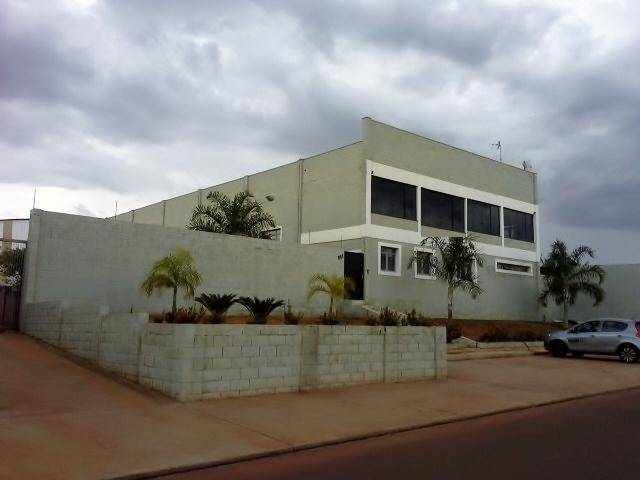 Galpão, Jardim Fortaleza, Paulinia (GA0003)