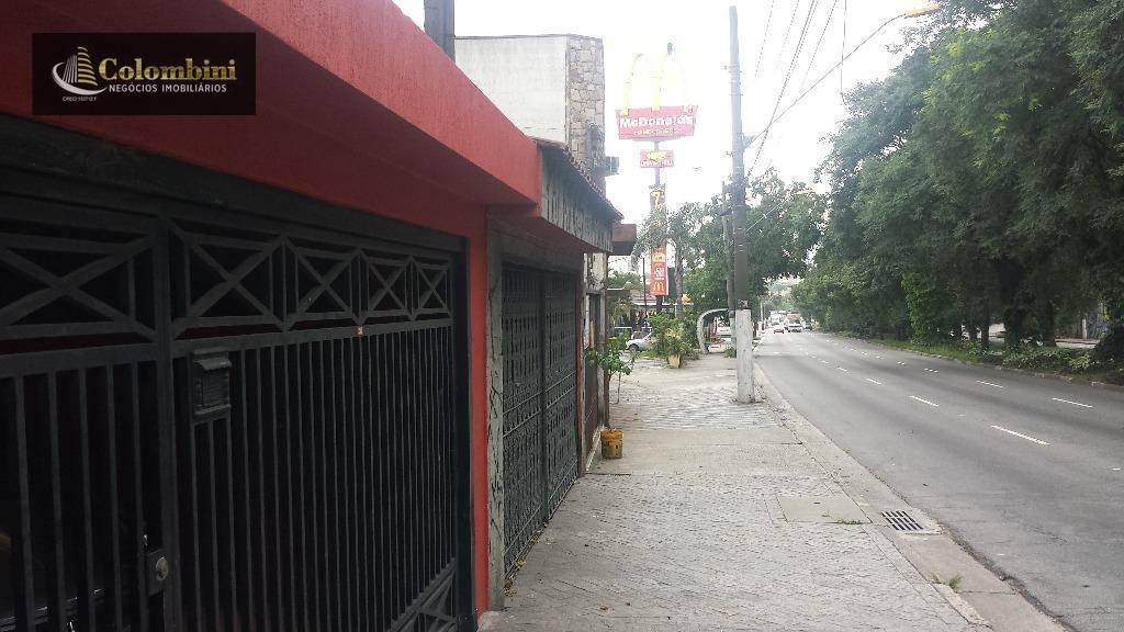 Casa residencial à venda, Vila Guiomar, Santo André.