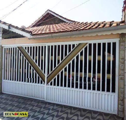 Casa residencial à venda, Vila Tupi, Praia Grande - CA1576.