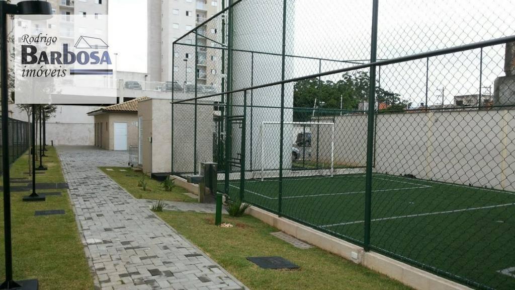 Apartamento residencial à venda, Jaçanã, São Paulo.