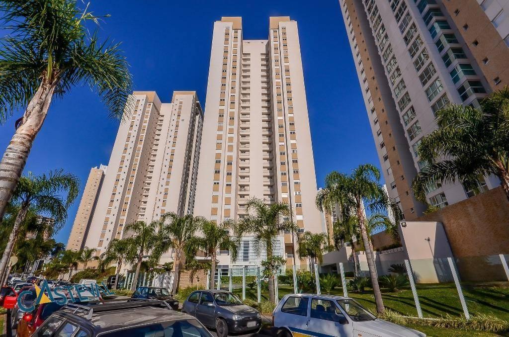 AP0025-CST, Apartamento de 3 quartos, 131 m² à venda no Ecoville - Curitiba/PR