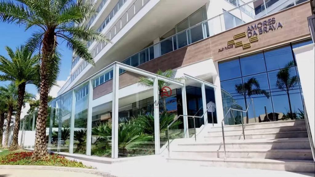 Cobertura com 3 dormitórios à venda, 268 m² por R$ 3.800.000,00 - Praia Brava - Itajaí/SC