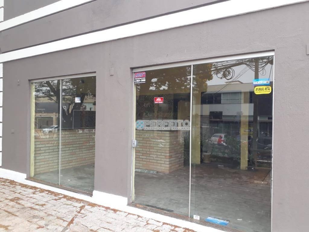 Loja para alugar, 120 m² por R$ 6.000/mês - Vitória - Londrina/PR
