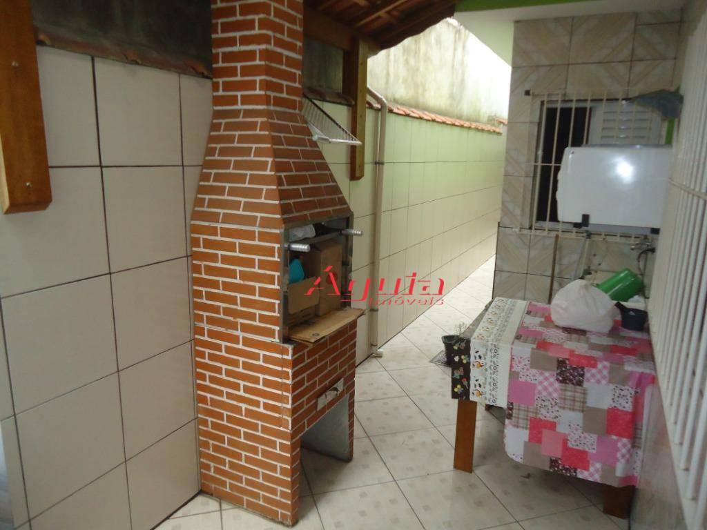 Casa à venda, 72 m² por R$ 330.000,00 - Jardim Sônia Maria - Mauá/SP