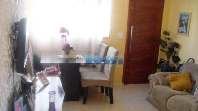 Apartamento com 2 dormitórios à venda, 52 m² por R$ 190.000 - Guaianazes - São Paulo/SP