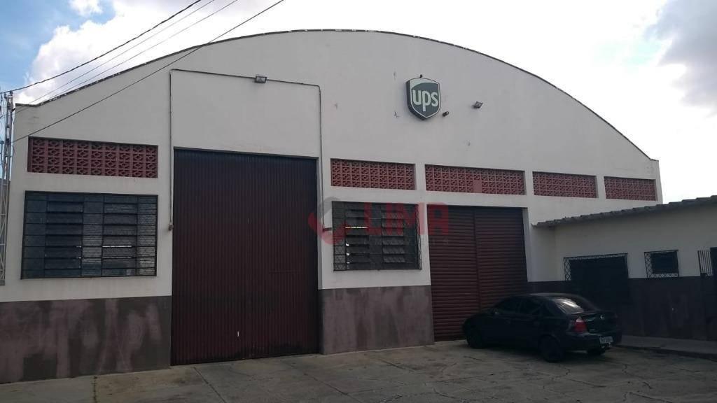 Barracão para alugar, 600 m² por R$ 7.500,00/mês - Jardim Panorama - Bauru/SP