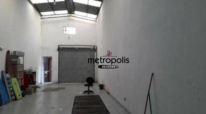 Salão comercial à venda, Santa Paula, São Caetano do Sul.