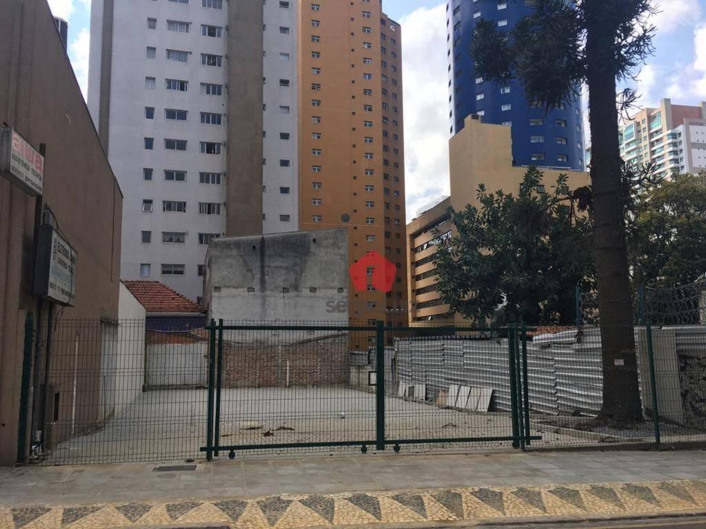 Terreno para Locação - Curitiba