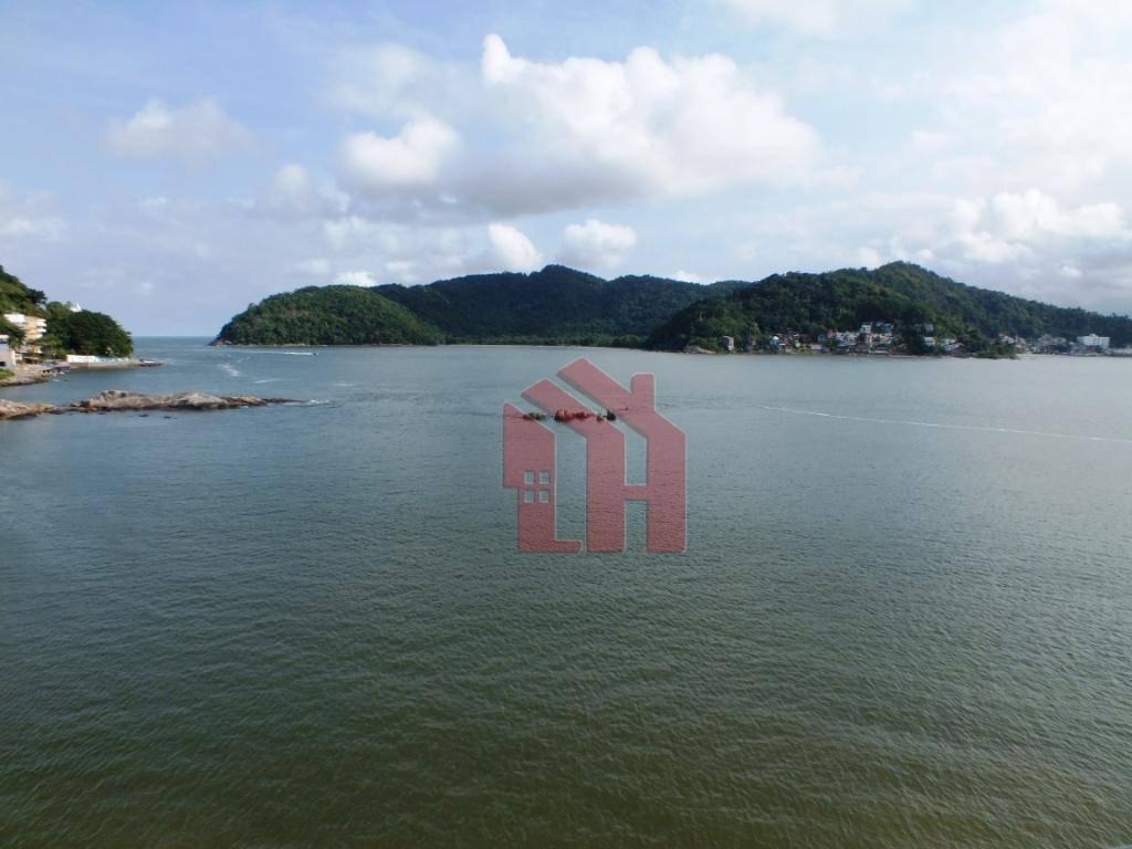 Apartamento com 3 dormitórios à venda, 167 m² por R$ 700.000,00 - Itararé - São Vicente/SP
