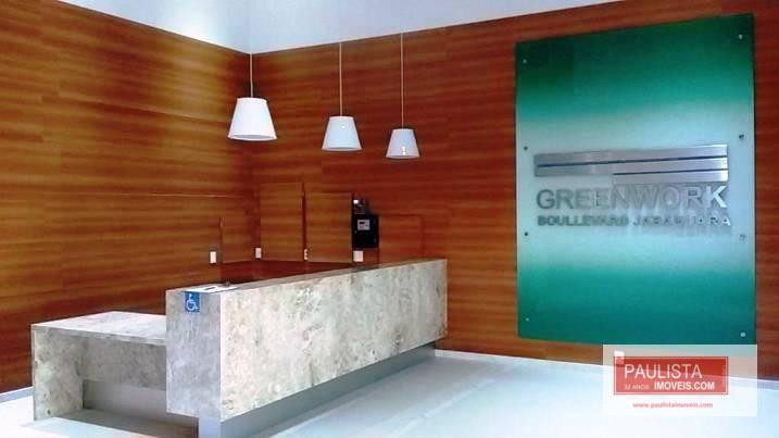 Sala comercial para locação Jabaquara São Paulo.