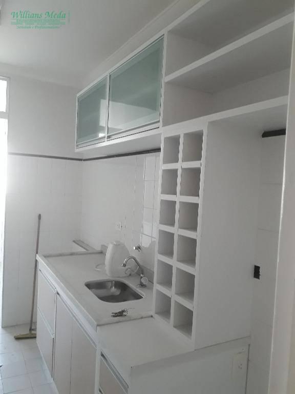 Apartamento3 dormitórios, 2 banheiros, venda e locação, Mace
