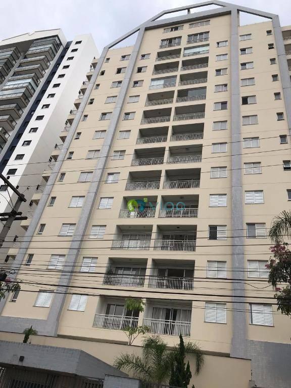 Apartamento residencial à venda, Vila Moreira, Guarulhos.