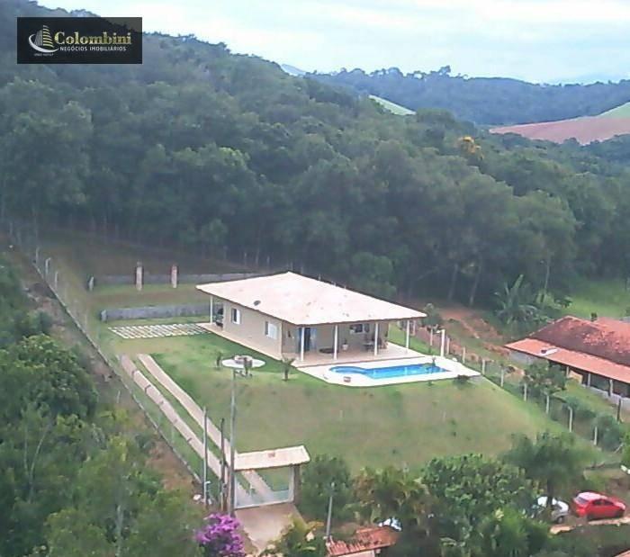 Chácara residencial à venda, Zona Rural, Pinhalzinho.