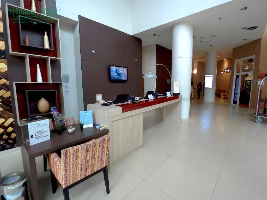 Flat residencial à venda, Centro, Guarulhos.