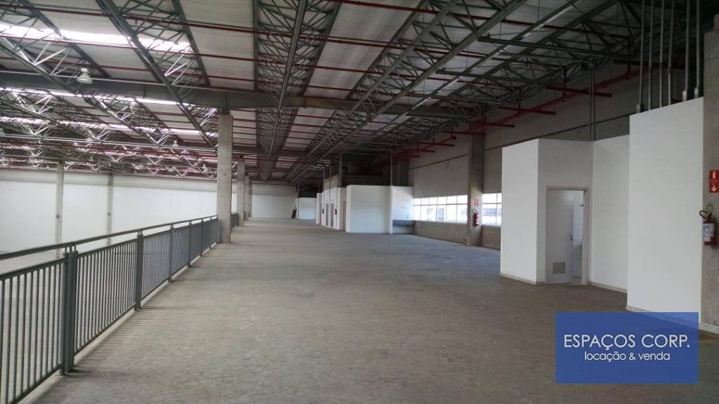 Galpão logístico para alugar, 2369m² - Carapicuíba/SP