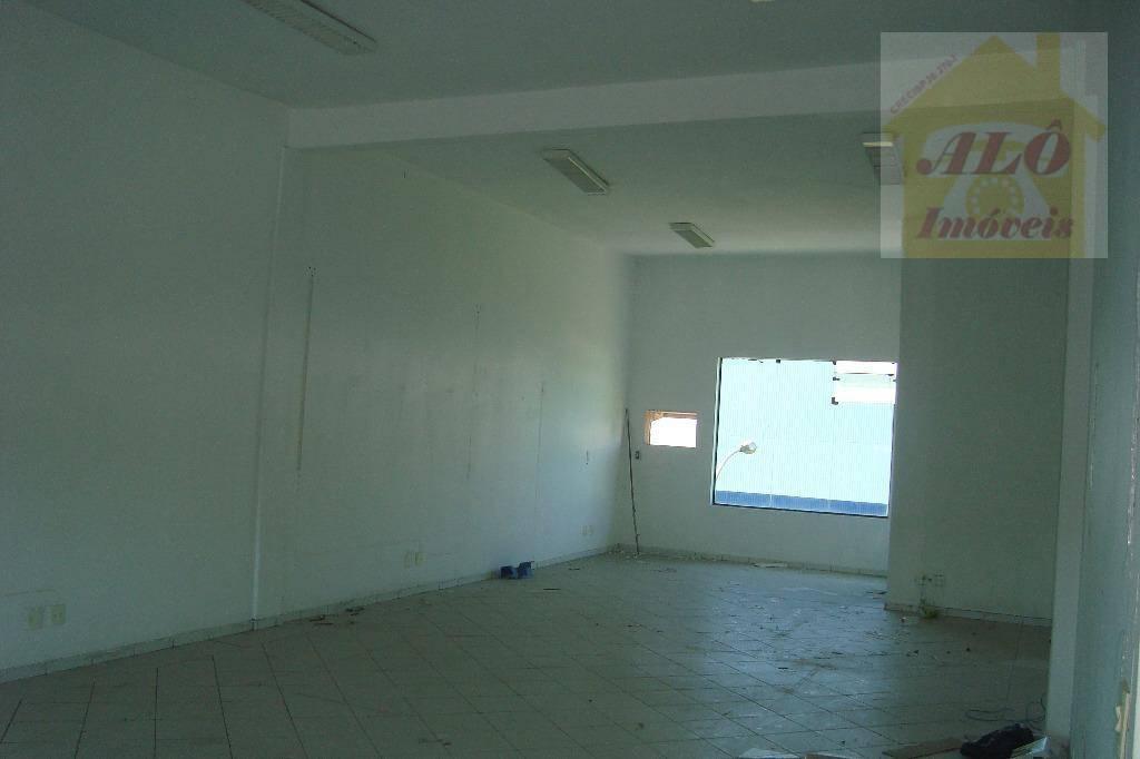 Sala comercial para locação, Tude Bastos (Sítio do Campo), Praia Grande.