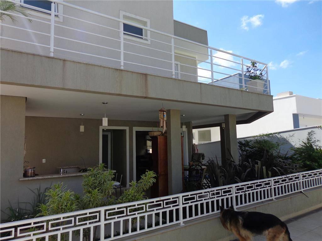 Casa 4 Dorm, Alphaville Campinas, Campinas (CA1365) - Foto 6