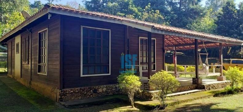 Chácara com 2 dormitórios à venda, 2400 m² por R$ 745.000 - Residencial Santa Helena - Gleba I - Santana de Parnaíba/SP - CH0018.
