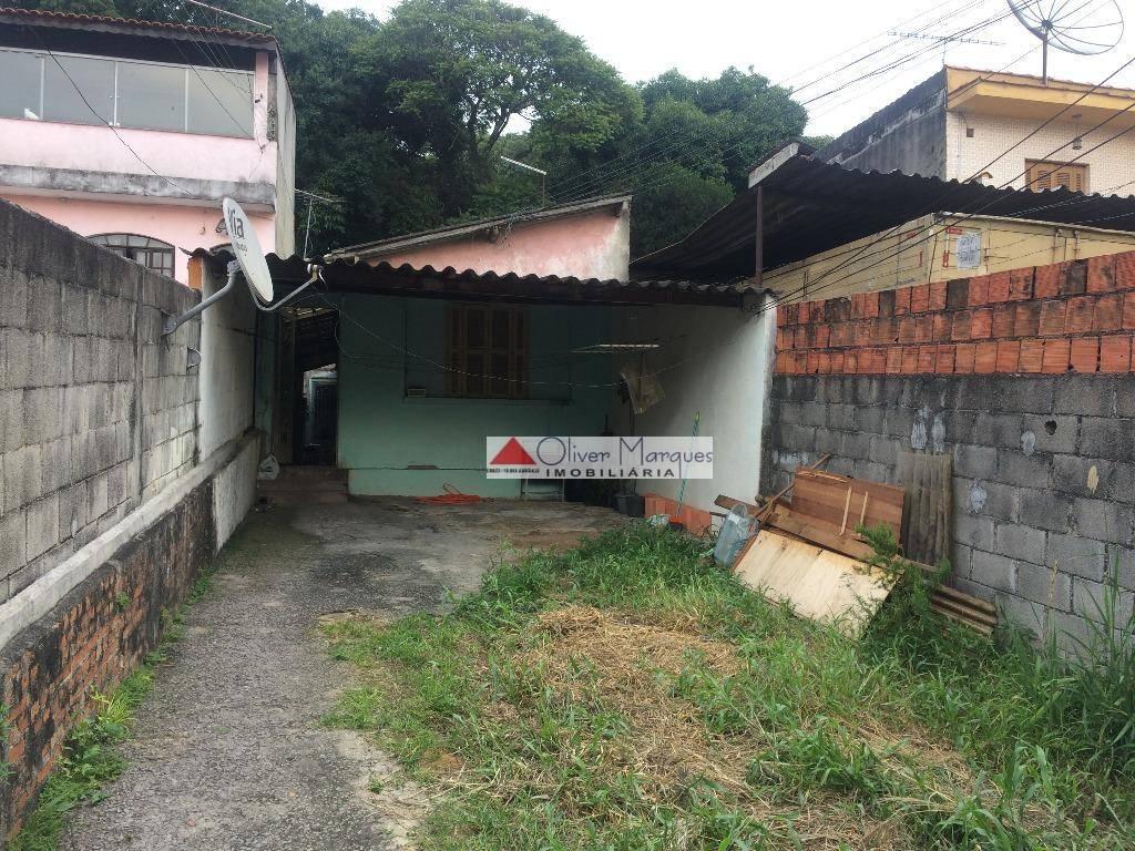 Terreno residencial à venda, Cipava, Osasco - TE0247.