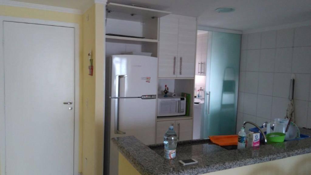 Apto 3 Dorm, Vila Mirim, Praia Grande (AP1107) - Foto 12