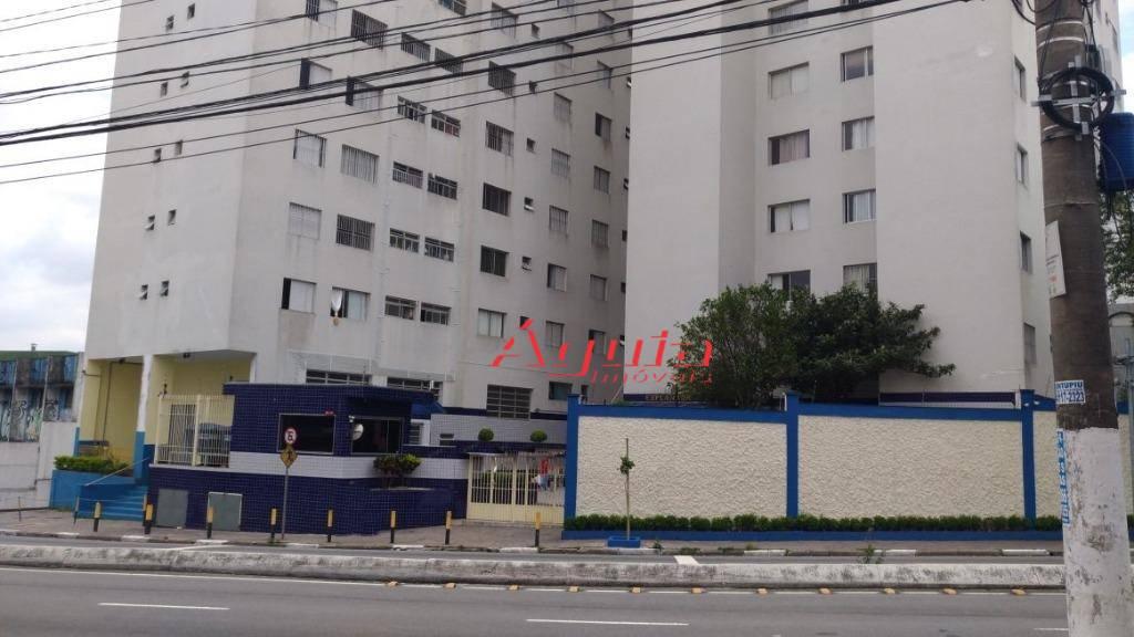 Apartamento com 2 dormitórios à venda, 59 m² por R$ 235.000 - Taboão - São Bernardo do Campo/SP