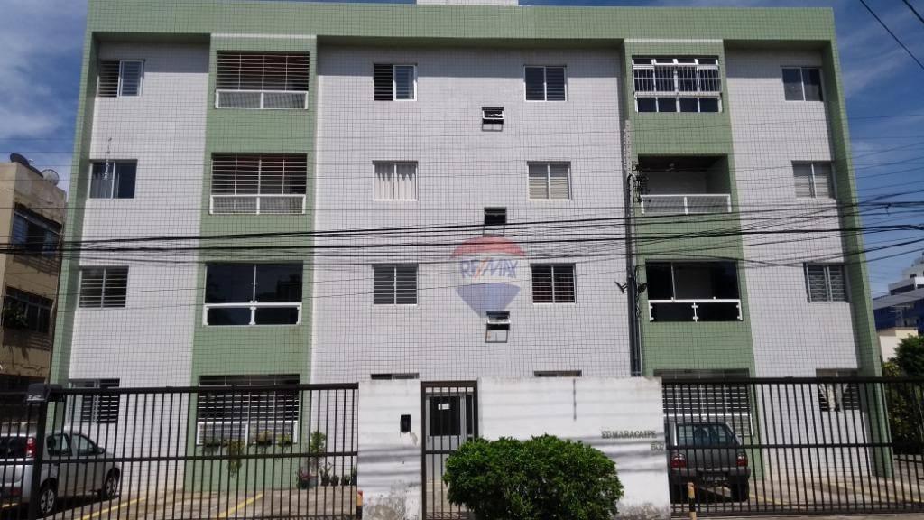 Apartamento com 3 dormitórios à venda, 81 m² por R$ 225.000 - Jardim Atlântico - Olinda/PE