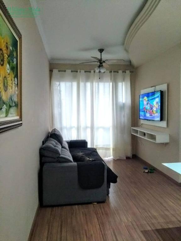 Apartamento à venda, 68 m² por R$ 310.000,00 - Macedo - Guarulhos/SP