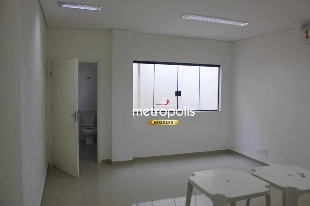 Sala para alugar, 25 m² por R$ 1.100,00/mês - Santo Antônio - São Caetano do Sul/SP