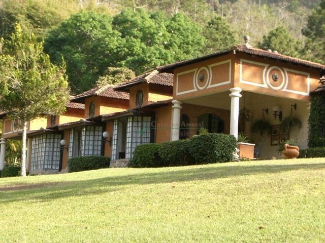 Fazenda / Sítio à venda em Teresópolis, Nhunguaçu