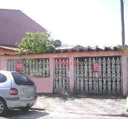 Casa Residencial à venda, Vila Curuçá, Santo André - CA0150.