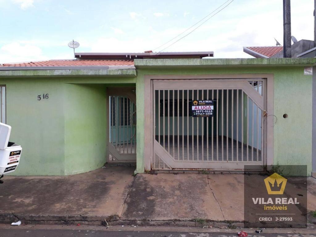 Selecione residencial para locação, Jardim Bela Vista II, Artur Nogueira.