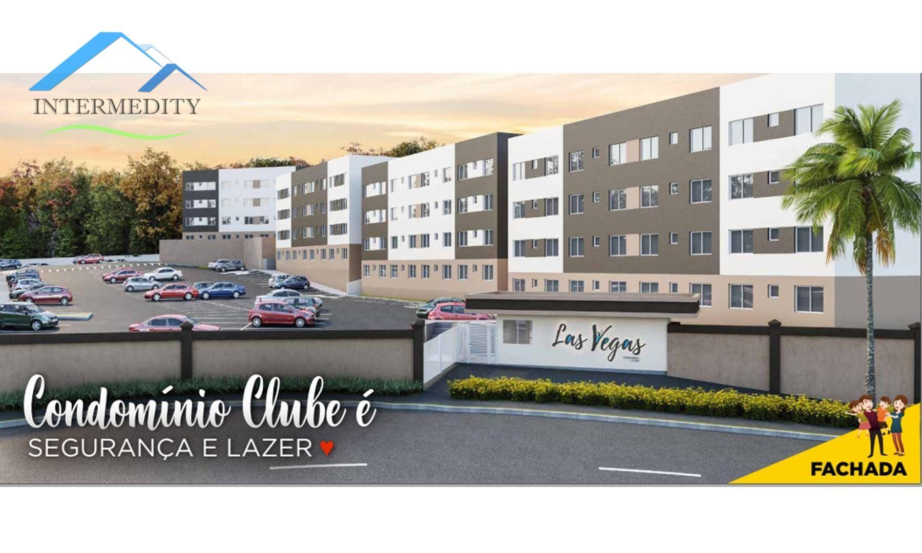 Apartamento com 2 dormitórios à venda, 40 m² por R$ 135.000,00 - Bonfim - Almirante Tamandaré/PR