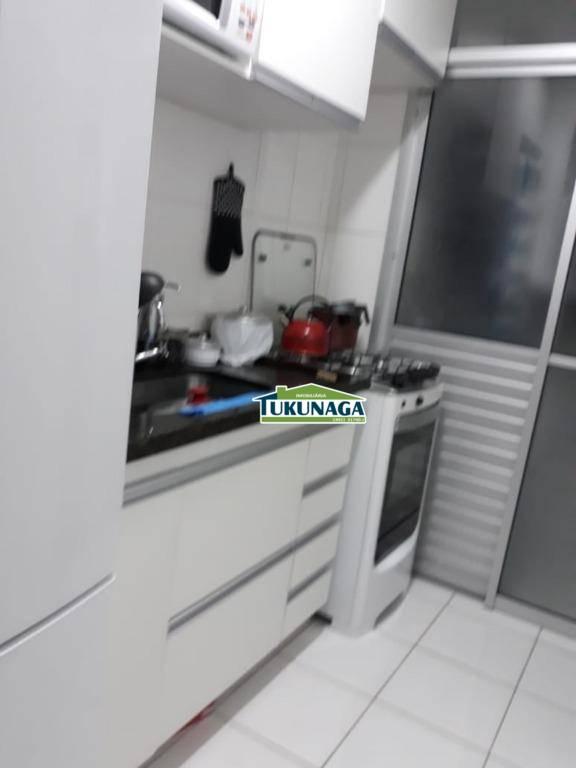 Apartamento residencial à venda, Vila Miriam, Guarulhos.