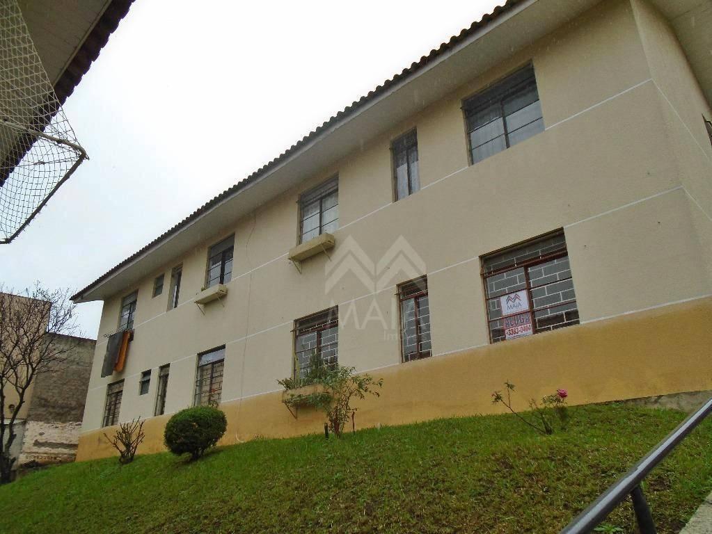 Apartamento residencial para locação, Santa Cândida, Curitib