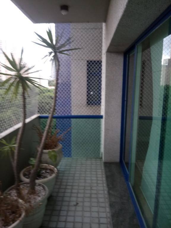 Apartamento residencial para venda e locação, Vila Valparaíso, Santo André.