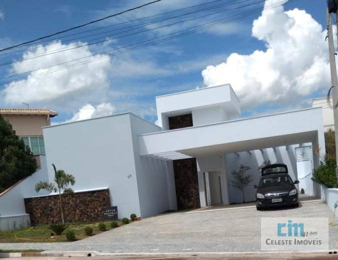 Casa com 3 dormitórios à venda, 200 m² por R$ 750.000 - Portal das Estrelas II - Boituva/SP