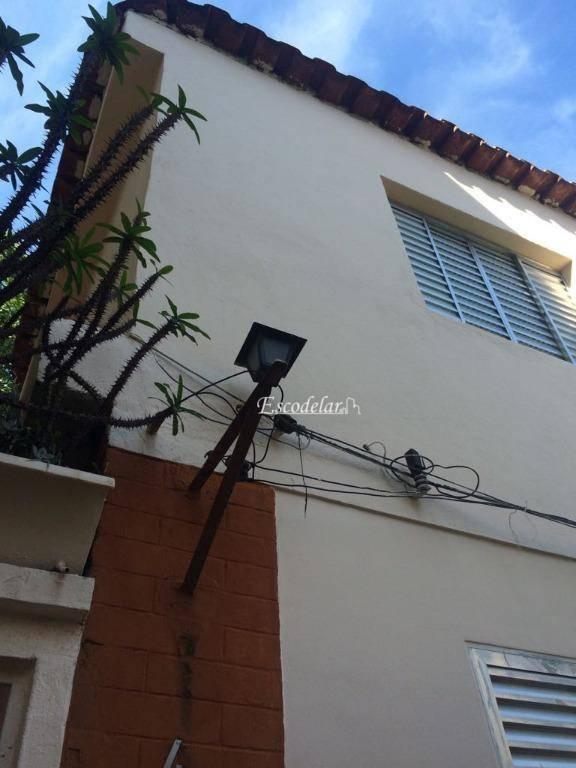 Sobrado residencial para venda e locação, Tucuruvi, São Paulo - SO0863.