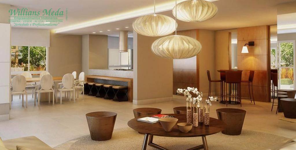 Apartamento com 3 dormitórios à venda em Guarulhos