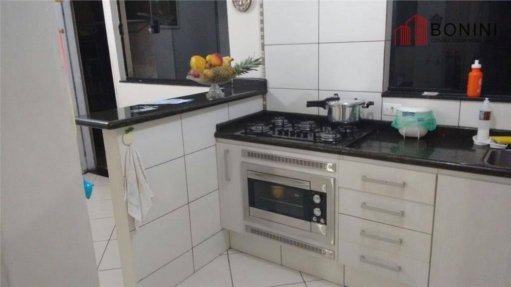 Casa 3 Dorm, Parque Residencial Jaguari, Americana (SO0093) - Foto 6