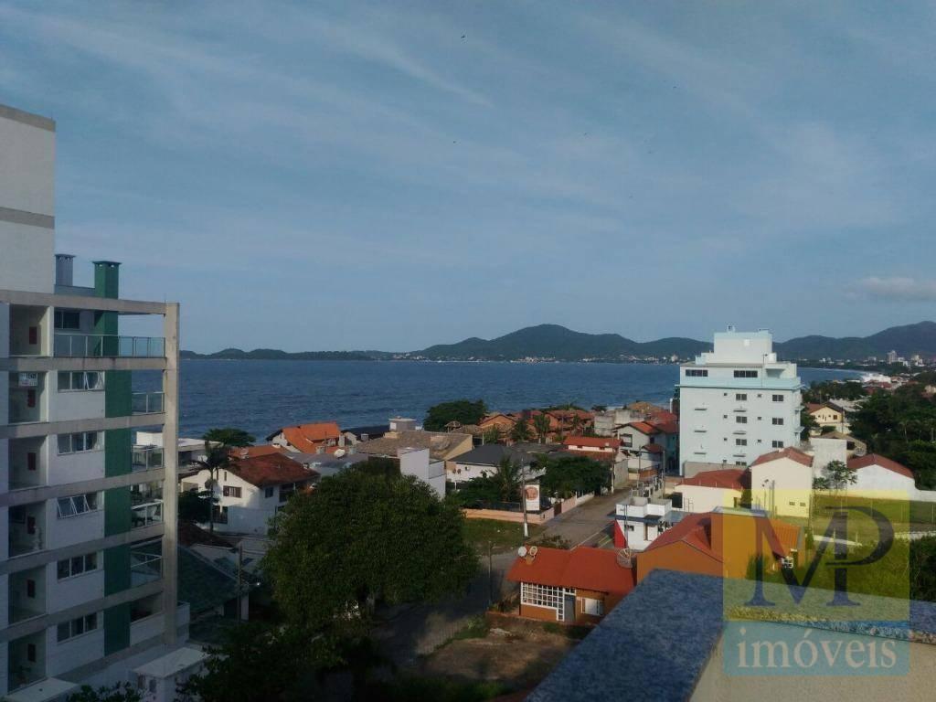 Apartamento com 3 dormitórios à venda, 86 m² por R$ 480.000,00 - Praia do Quilombo - Penha/SC
